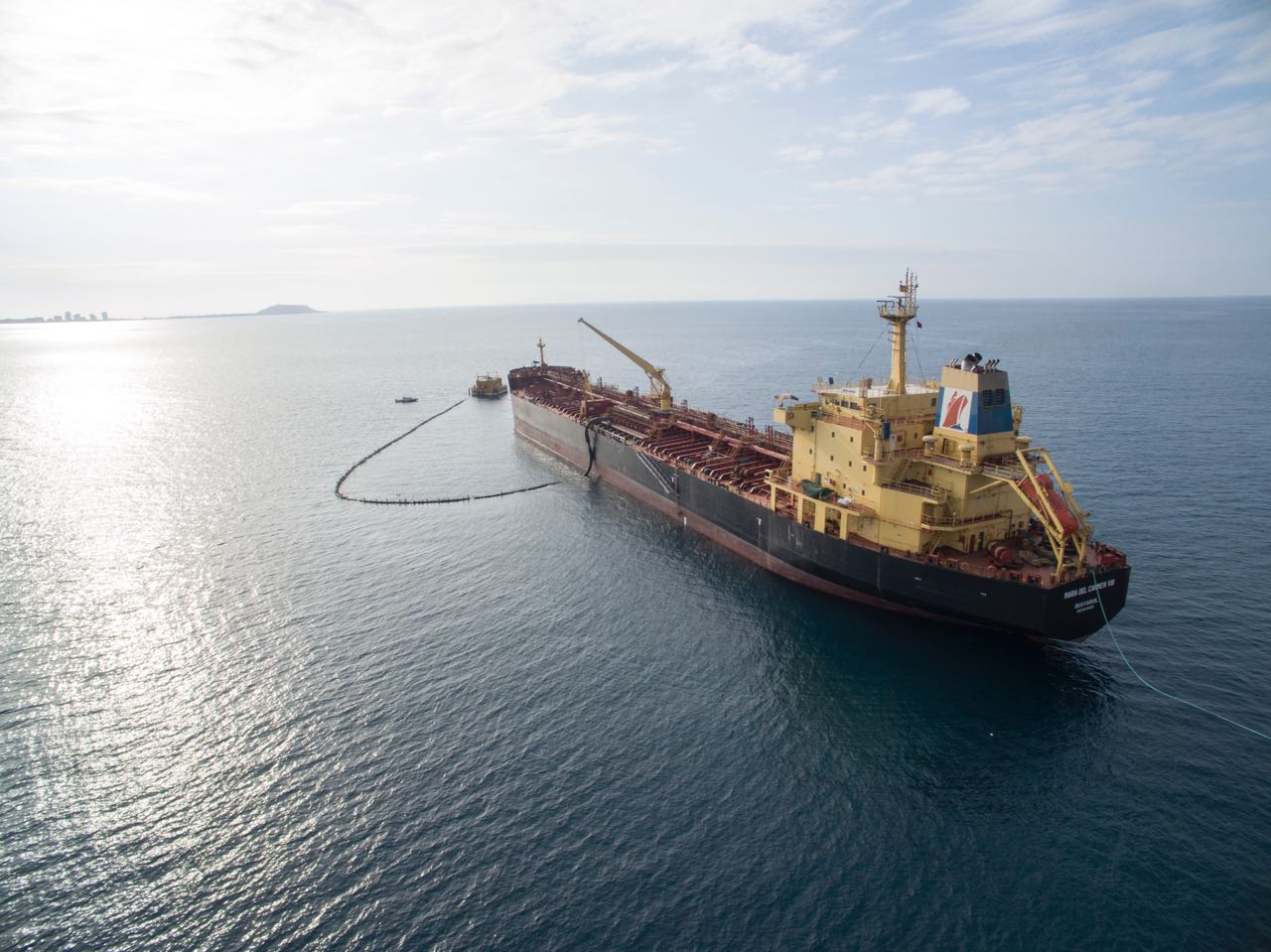 EP Petroecuador adjudicó la importación de 2'250.000 barriles de Diésel Oil