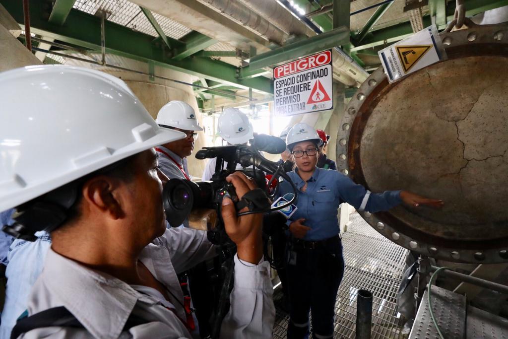 Mantenimiento programado garantiza reparación confiable, eficiente y segura en las unidades de Refinería Esmeraldas