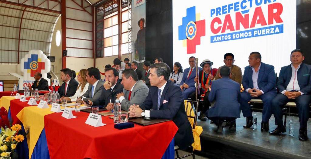 EP Petroecuador invirtió cerca de USD 8 millones en proyectos de responsabilidad social en la provincia del Cañar