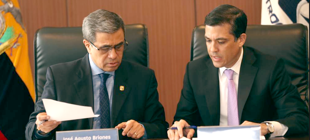 EP Petroecuador realiza concurso internacional de largo plazo para la exportación de 20,16 millones de barriles de Crudo Oriente, tras 10 años