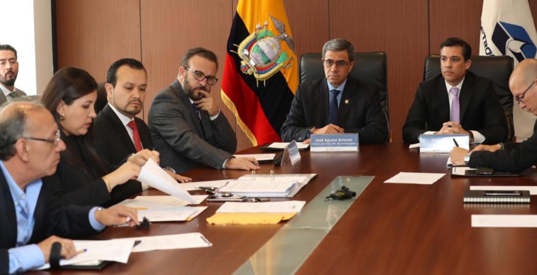 EP Petroecuador adjudicó 20,16 millones de barriles de crudo Oriente con un premio de + USD 0,71