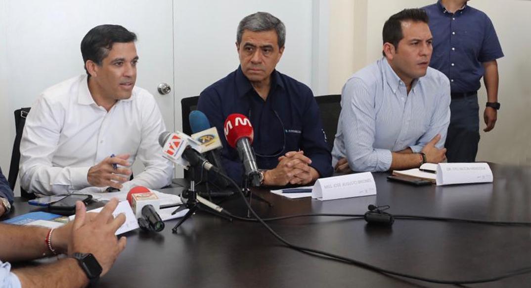 Convenio interinstitucional entre EP Petroecuador y municipios de Manta, Jaramijó y Montecristi viabilizará solución para problemas del acueducto La Esperanza
