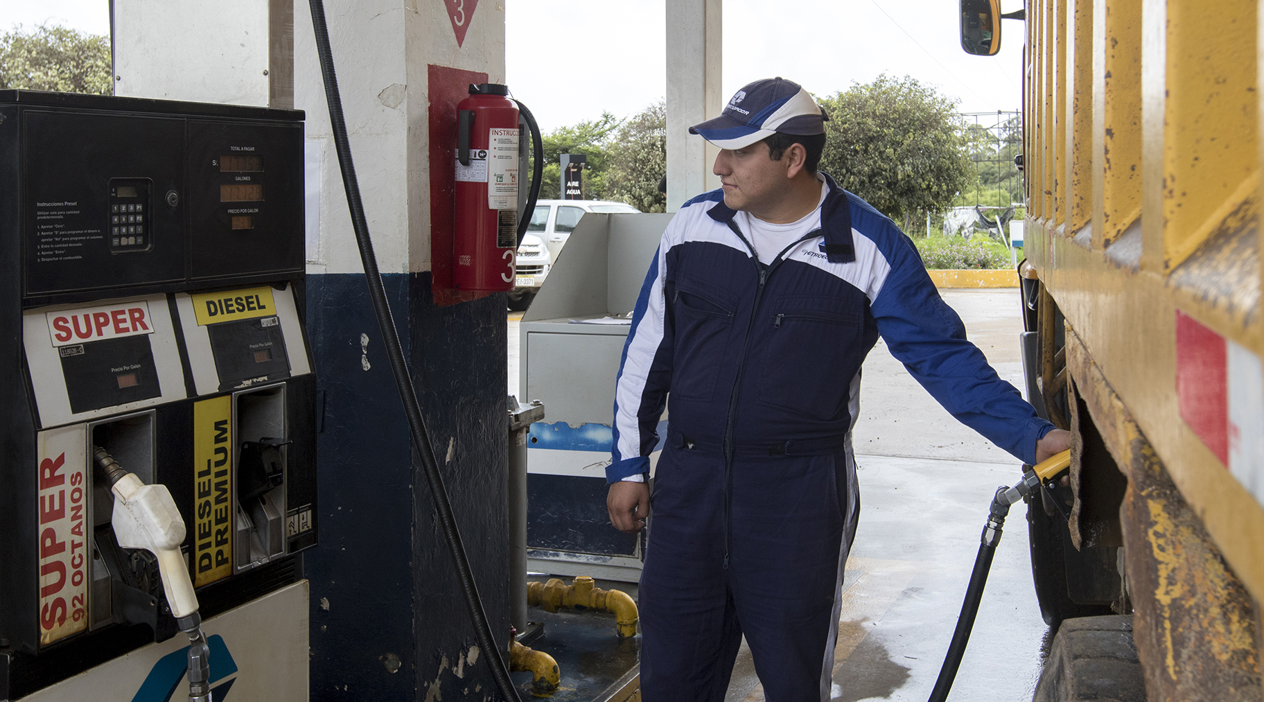 EP Petroecuador comercializa Diésel Premium con contenido de Azufre de 150 partes por millón