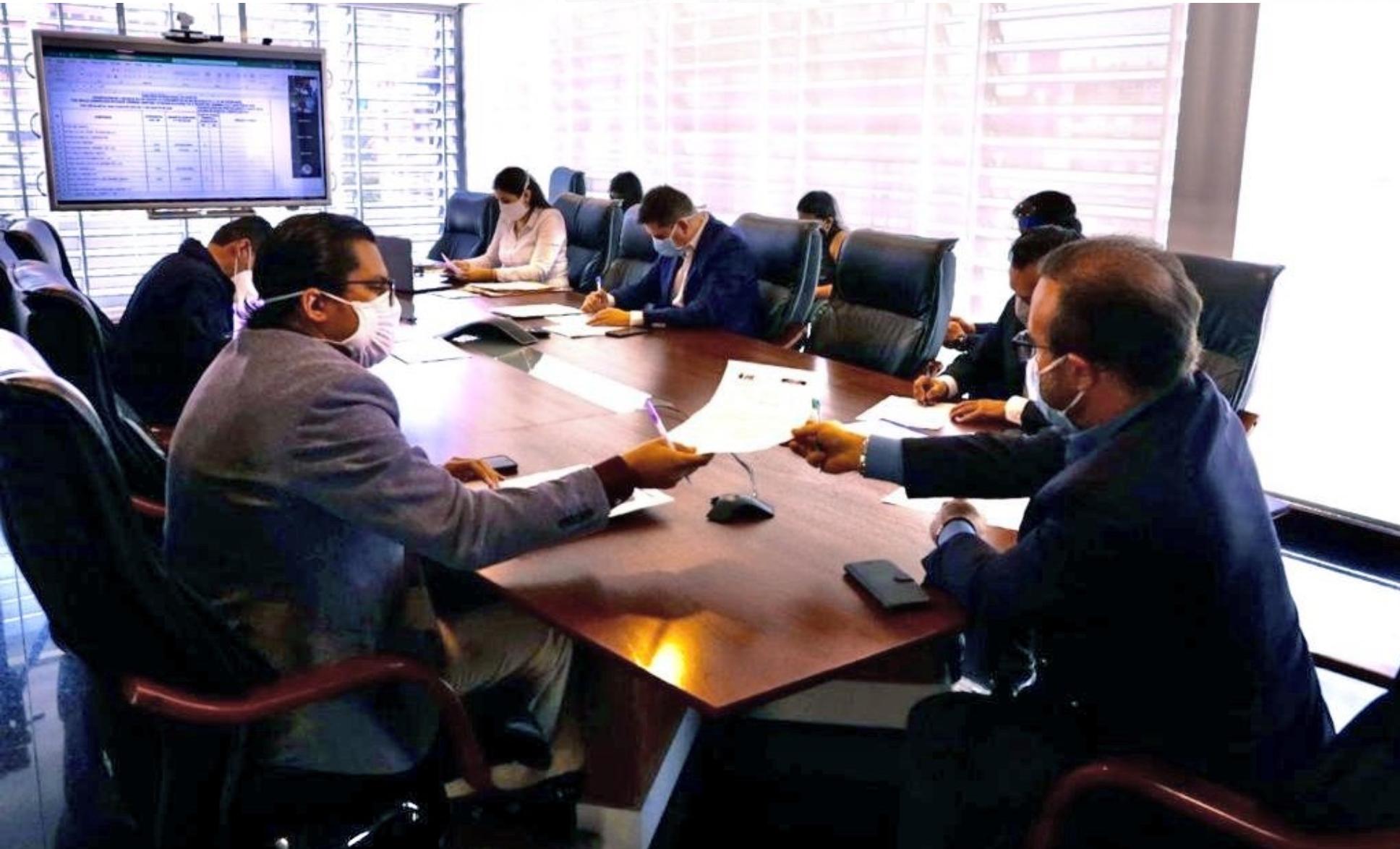 EP Petroecuador cierra las ventas spot del 2020 con la exportación de 5,4 millones de barriles de crudo Napo