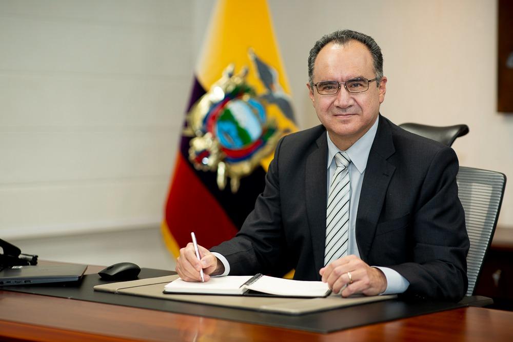 Pablo Luna es designado como Gerente General de EP Petroecuador